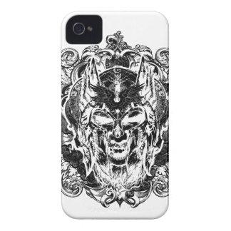 Viking Illustration iPhone 4 Covers