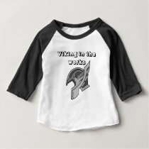 Viking in the works baby T-Shirt