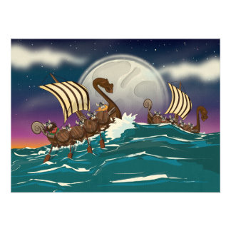 Viking Invasion Fleet Announcements