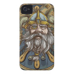 Viking iPhone 4 Protectores