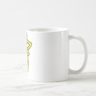 viking knot classic white coffee mug
