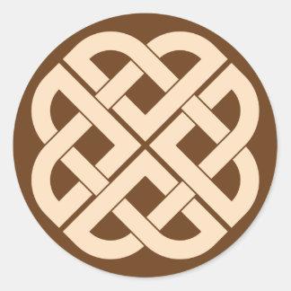 viking knot stickers