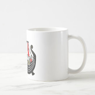 Viking Long Ship for Vikings Coffee Mug