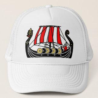 Viking Long Ship for Vikings Trucker Hat