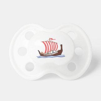 VIKING LONG SHIP BooginHead PACIFIER