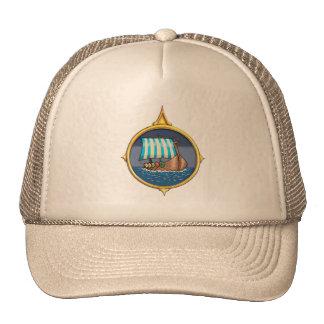 Viking Longship Hat