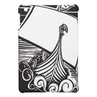 Viking Longship Sailing Case For The iPad Mini