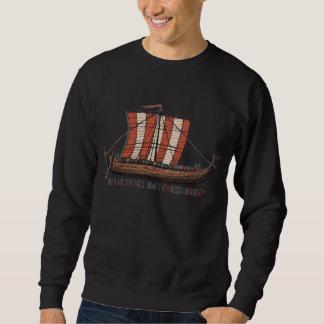 Viking Longship Sweatshirt