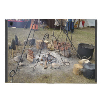 Viking Market Campfire Cooking Cover For iPad Mini
