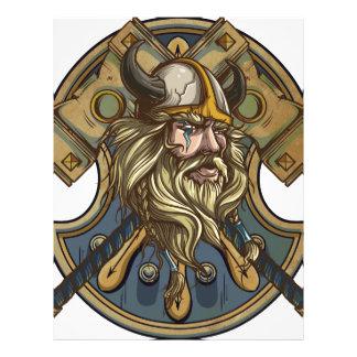 Viking Membrete A Diseño