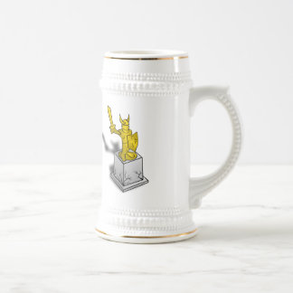 Viking Monument Coffee Mug