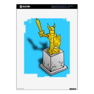Viking Monument Skins For iPad 3