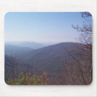 Viking Mountain Overlook Mouse Pad