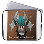 Viking Mouse Pad! Laptop Sleeve