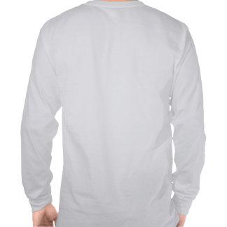 Viking navega la manga larga el espabilado t-shirts
