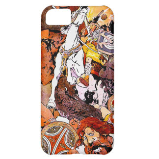 Viking Norse gods Cover For iPhone 5C