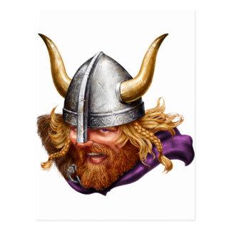 Viking, Norse, Norsemen Postcard