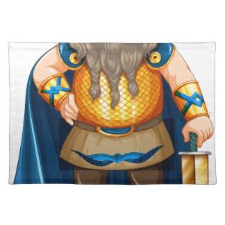 Viking Cloth Placemat
