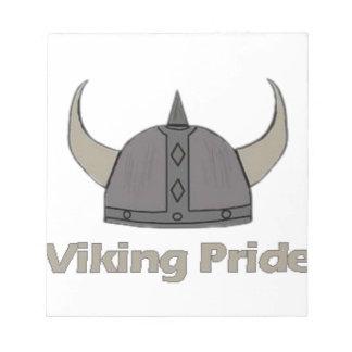 Viking Pride Notepad