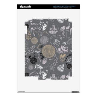 Viking Primitive Skins For iPad 3