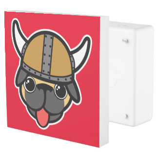Viking Pug Outlet Cover