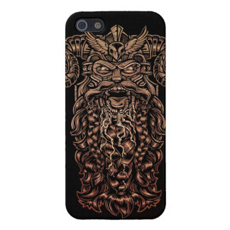 Viking Rabies iPhone SE/5/5s Cover