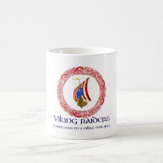 Viking raiders coffee mug