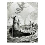 Viking Raiders Postcard