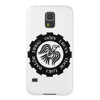Viking Raven Banner Galaxy S5 Case