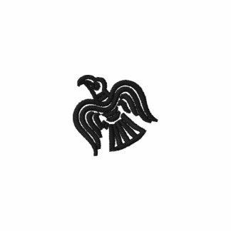 Viking Raven Banner Long Sleeve Shirt