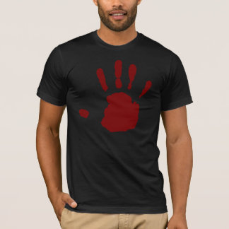 Viking Red Hand T-Shirt