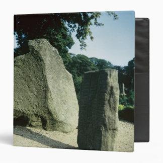 Viking rune stones binder