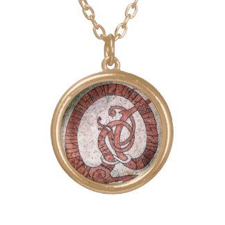 Viking Runestone Necklace