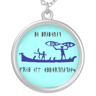Viking Runic Necklace