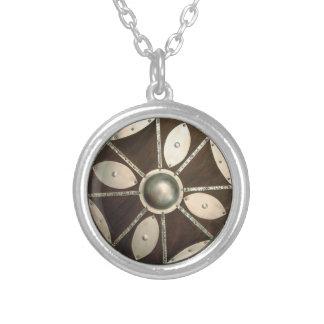 Viking Sheild Necklace