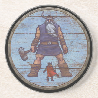 Viking Shield - Jotun Coaster