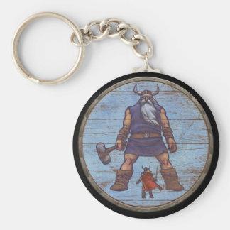 Viking Shield Keychain - Jotun