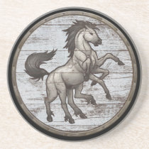 Viking Shield - Sleipnir Coaster