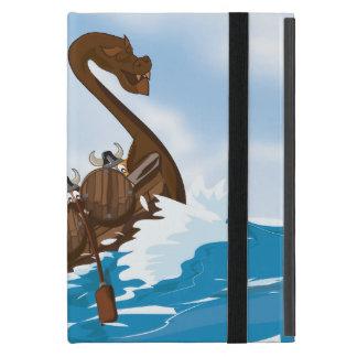 Viking Ship iPad Mini Cover