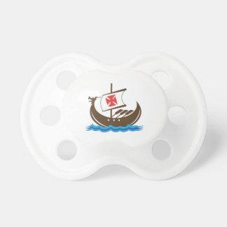 VIKING SHIP BooginHead PACIFIER