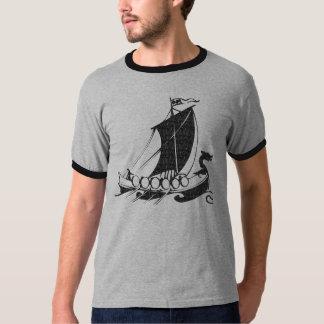 Viking Ship T Shirt