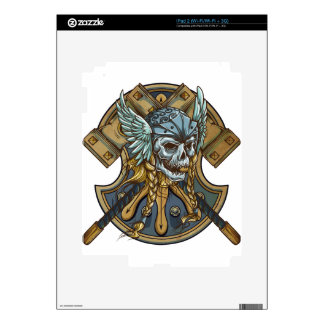 Viking Skins For The iPad 2