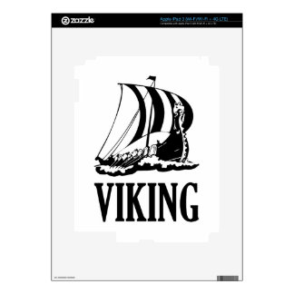 Viking Decal For iPad 3