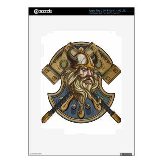 Viking iPad 3 Skins