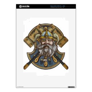 Viking iPad 2 Skin