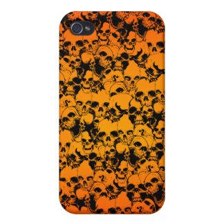 Viking Skulls Speck Case Cases For iPhone 4
