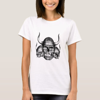 Viking Skulls T-Shirt