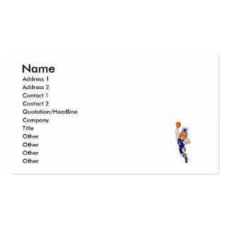 viking slam dunk business card