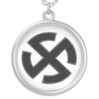 Viking Suncross Necklace