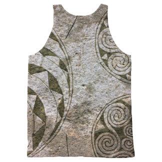 Viking Swirls All-Over-Print Tank Top